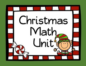 Christmas Math Unit