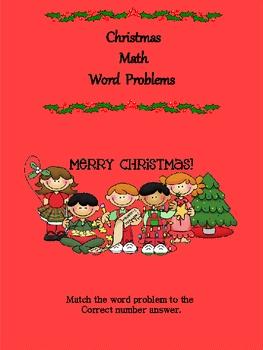 Christmas Math Word Problems