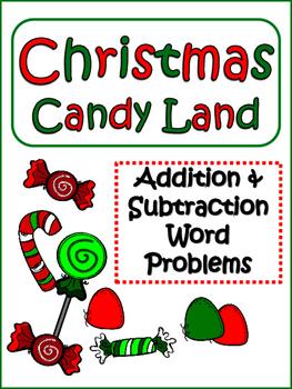 Christmas Math: Word Problems