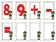 Christmas Math Word Problems Centers Addition Subtraction Facts Activities