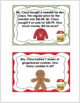 Christmas Math Word Problems Grade 3 Task cards for centers