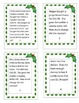 Christmas Math Word Problems Task Cards (Adding and Subtra
