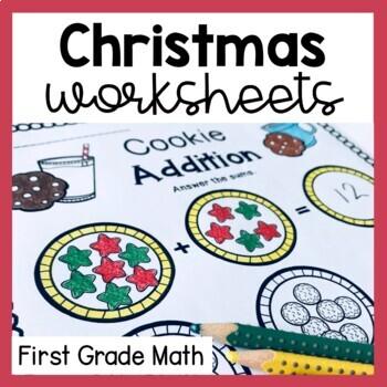 Christmas Math Worksheets!