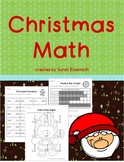 Christmas Math Worksheets Second Grade