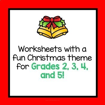 christmas math worksheets 2nd grade 3rd grade 4th grade 5th grade. Black Bedroom Furniture Sets. Home Design Ideas