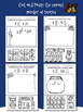 Christmas Math Worksheets and Math Word Problems - Kinderg