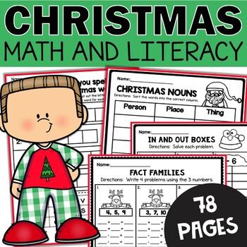 Christmas Worksheets   Christmas Activities   Christmas Math