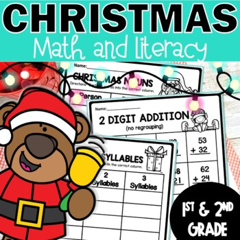 Christmas Worksheets Teaching Resources | Teachers Pay Teachers