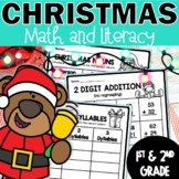 Christmas Worksheets | Christmas Activities | Christmas Math