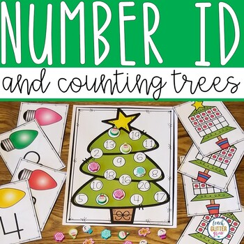 Christmas Math and Literacy Bundle