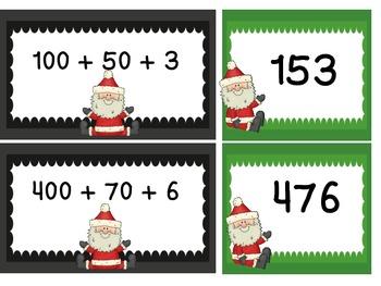 Christmas Centers | Christmas Math