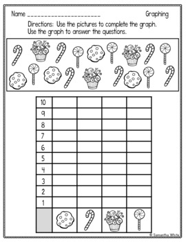 Christmas Math and Literacy Packet