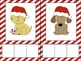 Christmas Math and Literacy Printable Stations