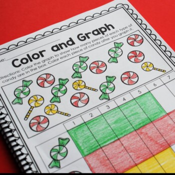 Christmas Math and Literacy Printables- No Prep (Common Core Aligned)