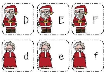 Christmas Math and Literacy Unit