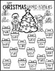 Christmas Math and Literacy Worksheets and Printables for