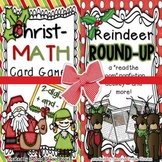 Christmas Math and Reindeer Round-Up Bundle