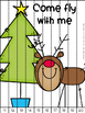 Christmas Math counting 1-20 FREEBIE