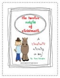 Christmas Math/Two Digit Addition and Subtraction/Tens-Ones