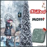 Christmas Math Activities 6th Grade: Christmas Math Worksheets 6th Grade
