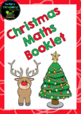 Christmas Maths Activity Book (AUS & US Spellings)