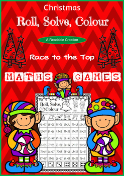 Christmas Maths Games – 'Race to the Top' - BrE Teachers
