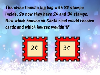 Christmas Maths Problem Solving Complete Lesson