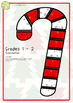 Christmas Maths Puzzles Freebie: Grades 1 - 2