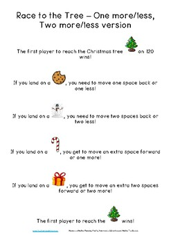 Christmas Mathematics for K and First Grade