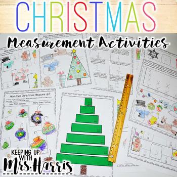 Christmas Measurement Activity