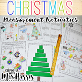 Christmas Measurement Activity