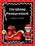 Christmas Measurement Worksheets