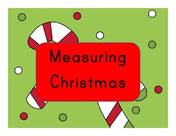 Christmas Measuring