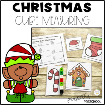 Christmas Cube Measuring