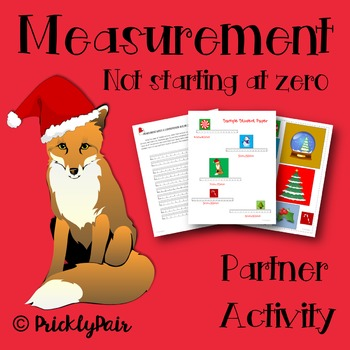 Christmas-Measuring (Not Starting at Zero)