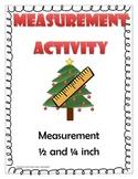 Christmas Measurment Activity - Christmas Fun!
