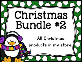 Christmas Mega Bundle (All Christmas Products)