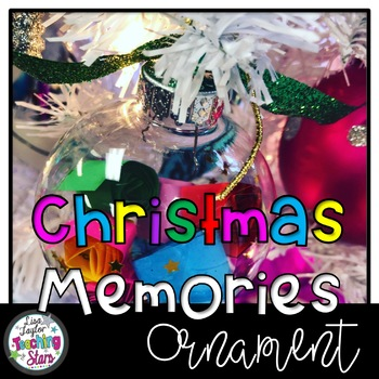 Christmas Memories Ornament