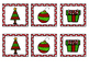 Christmas Memory Matching Activity