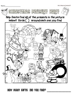 Christmas Math Activities {50 Fun Christmas Math Worksheets}