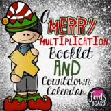 FREE Christmas Multiplication Booklet