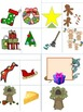 Christmas Mice - Retelling and Summarizing Cards and Pratice