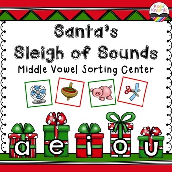 Christmas Middle Vowel Center