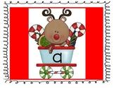 Christmas Middle Vowel Sort
