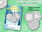 Christmas Mindful Mandalas