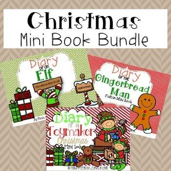 Christmas Mini Book Bundle