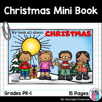 Christmas Mini Book for Early Readers