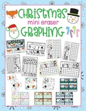 Christmas Mini Eraser Graphing Bundle!