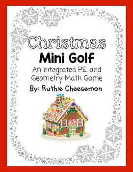Christmas Mini Golf