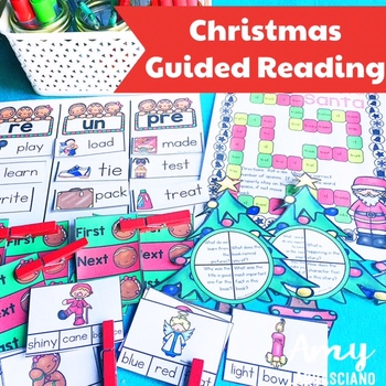 Christmas Mini Guided Reading Unit